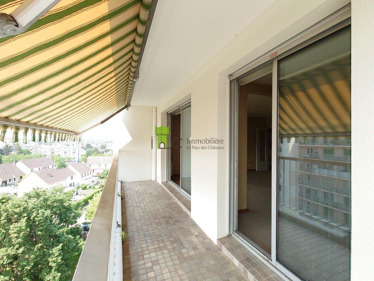 Appartement familial 5P au Dernier étage, Double garage, Parking, Terrasse, Balcon, Cave